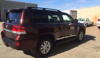 RHD Land Cruiser 4.5 Diesel Sahara full