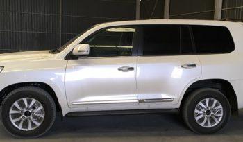 RHD Land Cruiser 200 4.5 Diesel 8 Seater Full Option full