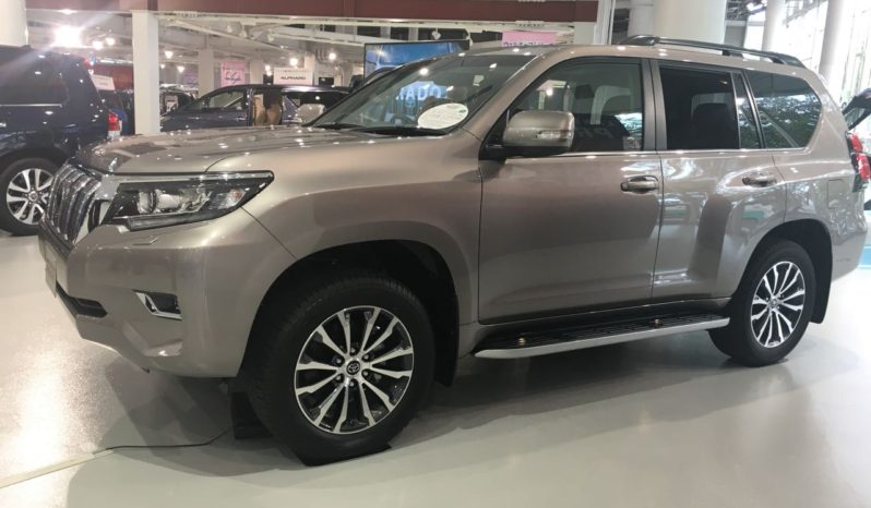 2018 RHD Prado VXL 2.8 Diesel full