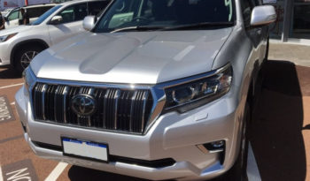 2018 RHD Prado TXL 2.8 Diesel full