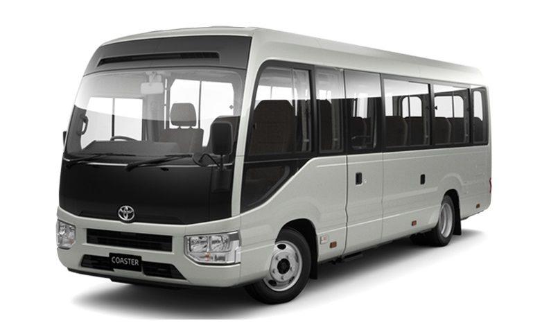 MPID-2556PO Toyota Coaster 4.2 Diesel MT full